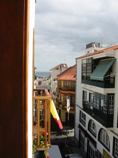 90 m2 apt. in the very centre of Puerto de la Cruz