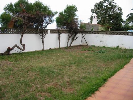 Soleado chalet con gran jardín en el Puerto.