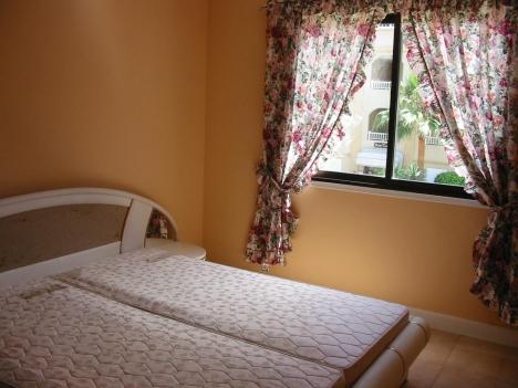 Large 3 bedroom apt. in quiet area.