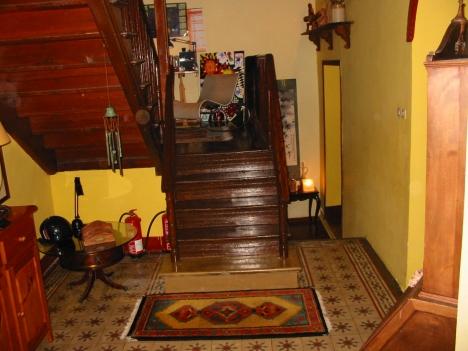 Casa canaria antigua reformada en Realejos.