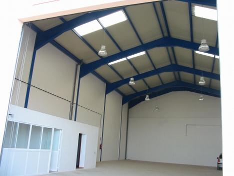 Storage Building in good location.
