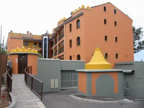Tenerife, Penthouse in Los Realejos