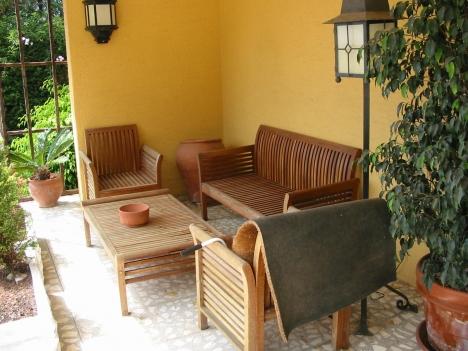 Quiet home with garden + pool in Tacoronte.