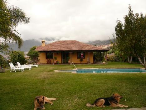Tenerife, Finca in La Orotava