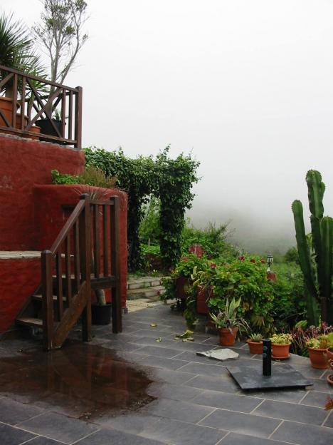 Haus mit Panorama Blick.