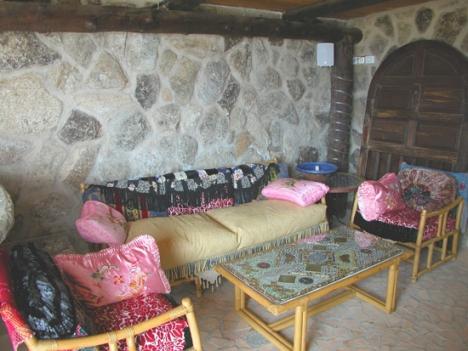 Elegant und romantisch Dorf im Norden von Teneriffa