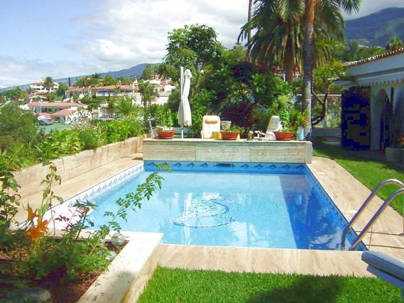 Super Schöne Villa in der Urb. Guacimara zu verkaufen ( 10 min. von Puerto de la Cruz)