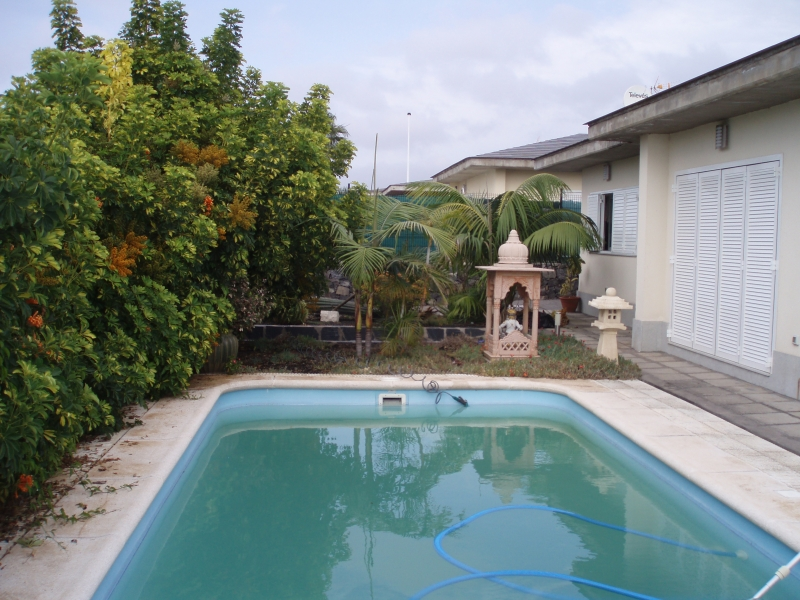 Phantastic home with pool and garden in Puerto de la Cruz.