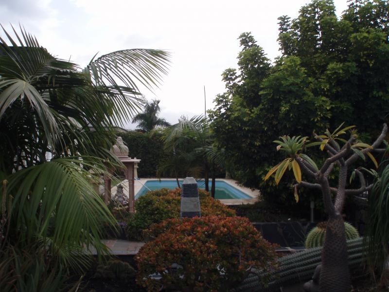 Phantastic home with pool and garden in Puerto de la Cruz.