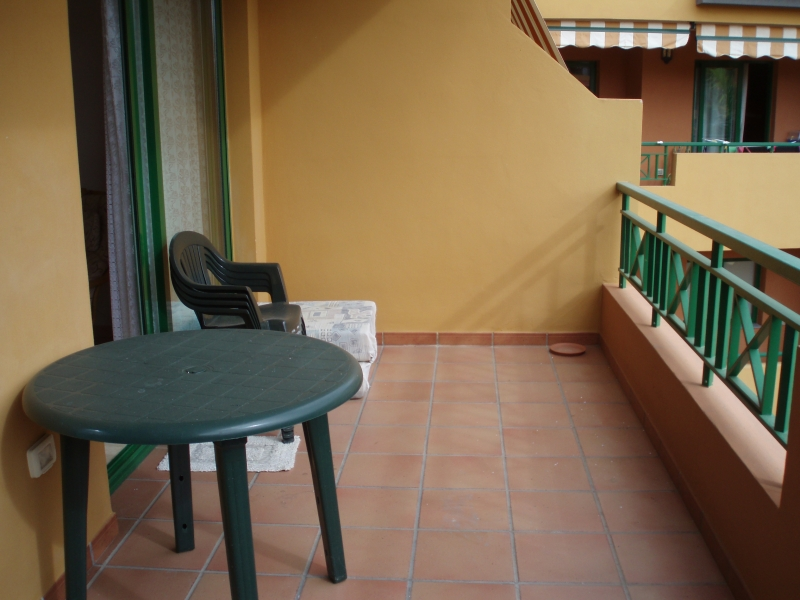 Comfortable flat with terrace & pool in Puerto de la Cruz.