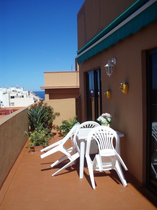 Sunny penthouse in the heart of Puerto de la Cruz.