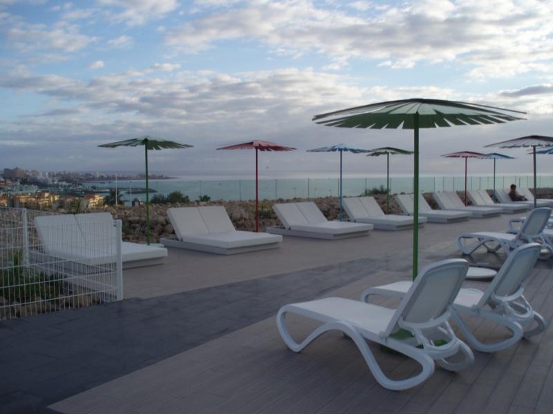 Modern luxury living in Fañabe.