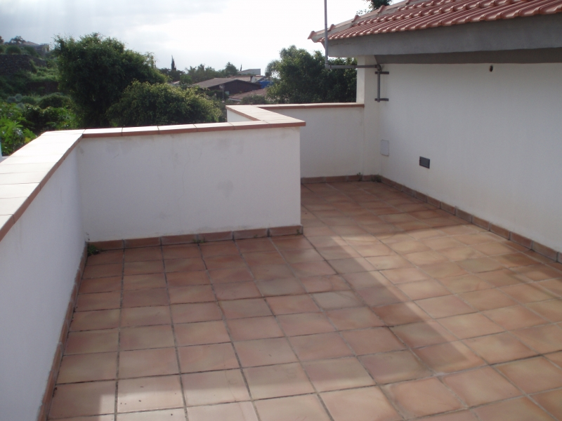 Designer home with pool and garde in sunny residencial area.