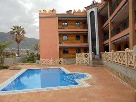 Tenerife, Apartment in Los Realejos