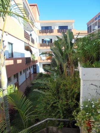 Renovated studio with pool down town Puerto de la Cruz.