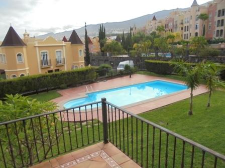 Grosse Dachterrassenwohnung mit herrlichen Blick in La Quinta.