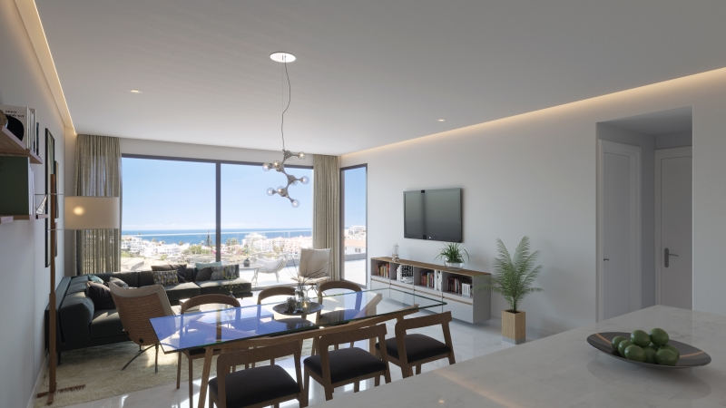 Elegant and modern new contruction project in Puerto de la Cruz.