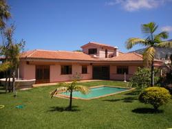 Tenerife, Casa/Chalet en La Orotava, Gran casa con piscina.
