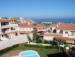 SOLD Wonderful penthouse with pool in La Paz.