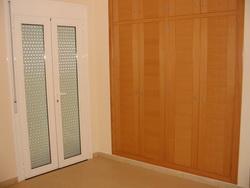 Parterrewohnung mit 2 Schlafzimmer und Garten.
