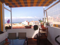 Penthouse Flat in Puerto de la Cruz