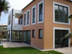 Tenerife, Casa/Chalet en Santa Úrsula, ¡A estrenar! Chalet con jardines, terrazas amplias y piscina climatizada.