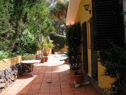 Ruhiggelegens Haus mit Grten + Pool in Tacoronte