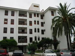 Grosse Wohnung mit Balkon &Garage in Puerto.