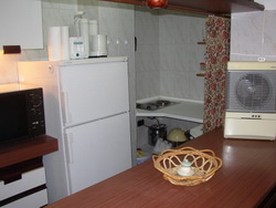 Möbliertes Appartement im Zentrum mit 8 m² Terrasse