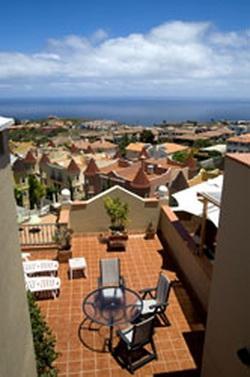 Dachwohnung in Santa Úrsula