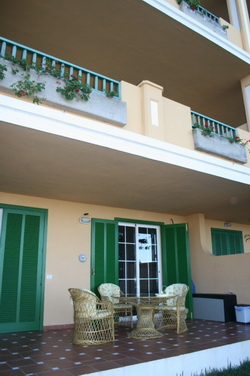 Tenerife, Apartment in Santa Úrsula, Duplex-apartment spacious with sea view and garage