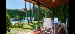 Tenerife, House/Chalet in Puerto de la Cruz, for rent: completely furnished villa in la Paz