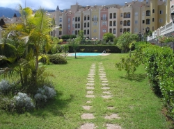 Tenerife, Apartment in Santa Úrsula, Apartment with large private garden