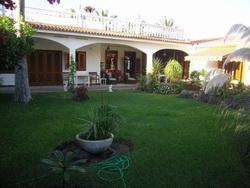 Teneriffa, Haus/Chalet in Puerto de la Cruz, Sehr schönes Villen mit Grosses Grundstuck im Zentrum von Puerto cruz.