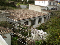 Tenerife, Finca in El Tanque, Rustically farm with old canarian house with panoramic views.
