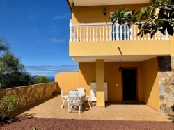 Tenerife, House/Chalet in Santa Úrsula, Semi-detached House with wide garden