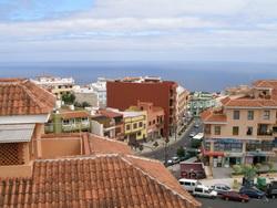 Teneriffa, Appartement in La Orotava, Zentrum und Dachterrasse!