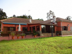 Tenerife, Finca in Tacoronte, Finca with new built chalet