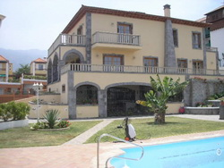 Teneriffa, Haus/Chalet in Puerto de la Cruz, Beeindruckende Villa mit 5 Schlafzimmer