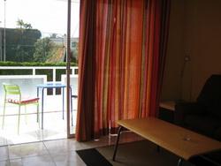 Schönes Appartement mit Terrasse.