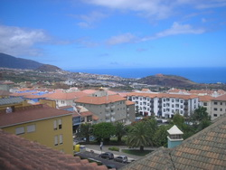 Tenerife, Penthouse in La Orotava, Huhge Penthouse good situated.