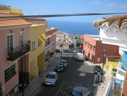 Tenerife, Apartment in Los Realejos, Views and upper floor