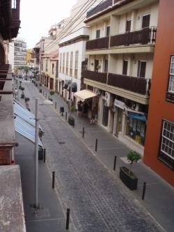 Geschaeftslokal im Zentrum von Puerto de la Cruz.