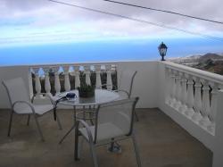 Teneriffa, Haus/Chalet in Los Realejos, Doppelhaushälfte mit Panoramablick über den Norden von Teneriffa.
