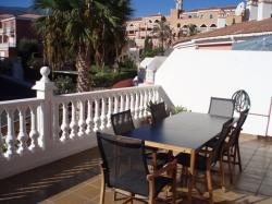 Sonnige Wohnung mit Terrasse in La Paz.