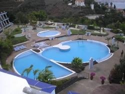 Tenerife, пентхауз в Santa Úrsula, Большой чердак с просторной террасой, с видом на море и бассейны!