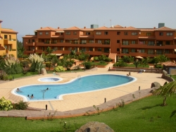 Nice furnished apartment with wide private terrace.