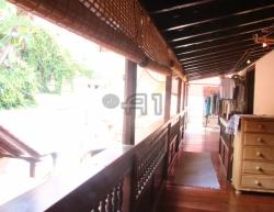 Granadilla de Abona: Historic Guesthouse with Sunny Terrace, Seaview & Building Plot