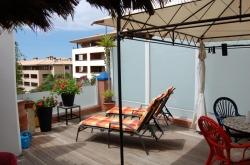 Corner house in Playa Paraiso