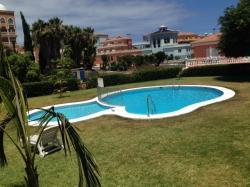 Teneriffa, Penthouse in Puerto de la Cruz, La Paz; Penthouse mit 2 Schlafzimmern wirklich einen Traum Apartment.
